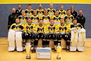 Skaterhockey: Titelverteidiger Kaarst ist Hauptrundenmeister, Düsseldorf und Lüdenscheid steigen ab