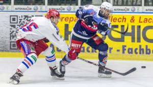 Marcel Waldowsky von den Blue Devils Weiden gibt verletzungsbedingtes Karriereende bekannt