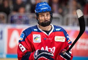 NHL-Draft: Mannheims Stützle im Midterm Ranking auf Rang eins der europäischen Liste – auch Peterka und Reichel weit vorne