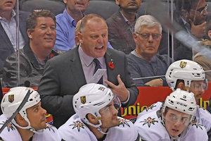 Siebter Trainerwechsel in der NHL: Las Vegas feuert Gallant und ersetzt ihn durch im Dezember in San Jose geschassten DeBoer