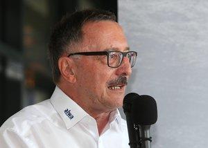 """""""In der Zeit von Gaudet haben wir den Fehler gemacht, sportlichen Erfolg über finanzielle Solidität zu setzen"""" – Bietigheims Aufsichtsratsvorsitzender Gerhard Kaufmann"""