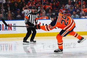 Draisaitl verbucht bei Oilers-Sieg 75. Scorer-Punkt, Grubauer mit Colorado erfolgreich, Ovechkin zieht mit Yzerman gleich