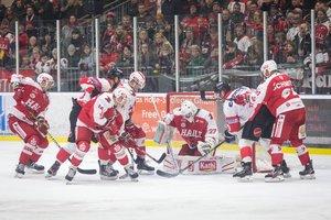 Vierte Niederlage in Folge für Saale Bulls Halle, Essen landet Big Points in Erfurt, Dieter Reiss bestätigt Abgang von Dennis Schütt
