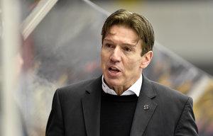 HC Sparta Prag entlässt ehemaligen Bundestrainer Uwe Krupp