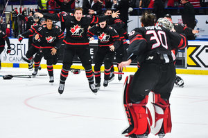 Nach 1:3-Rückstand bis zur 50. Minute: Spätes Comeback gegen Russland beschert Kanada den U20-Weltmeistertitel