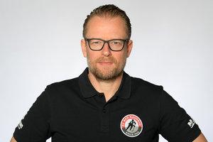 Christof Kreutzer, aktuell Trainer in Bad Nauheim, wird neuer Sportlicher Leiter in Schwenningen
