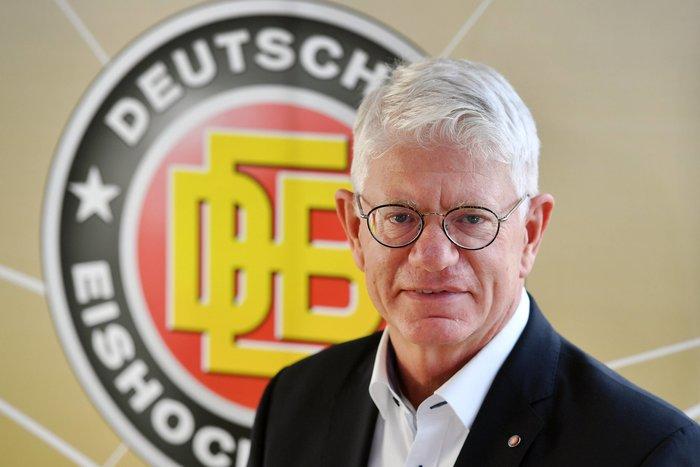 """DEB-Präsident Franz Reindl über den SC Riessersee: """"War für mich von Anfang an ein Traumverein"""""""