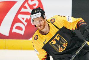 """Nationalspieler Korbinian Holzer wechselt in die KHL zu Avtomobilist Yekaterinburg: """"Eine Top-Mannschaft, es wird bestimmt interessant"""""""