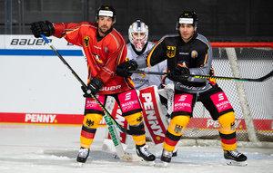 """Marcel Noebels vor Deutschland Cup: """"Eishockey kehrt wieder ein bisschen zum Alltag zurück, die Jungs sind alle heiß"""""""
