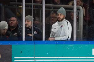 Nach Check gegen Kiefersauer: Heilbronns Stürmer Michael Knaub für ein Spiel gesperrt