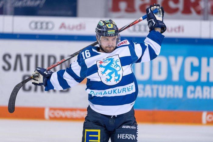 Krefeld Pinguine holen ehemaligen Ingolstädter Brett Olson für die Center-Position