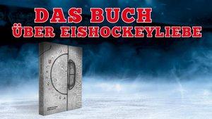 Ein Buch mit 168 Seiten über die wahre Liebe zum Eishockey
