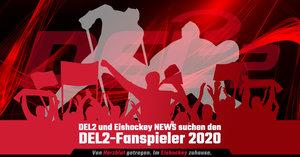 DEL2 und Eishockey NEWS suchen den DEL2-Fanspieler 2020