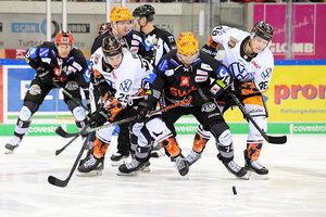 Welche zwei Teams komplettieren zum Ende der Hauptrunde die Top Sechs der DEL?