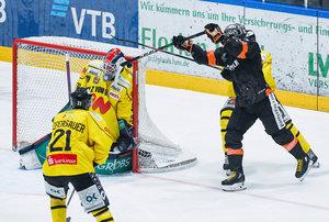 Schlusslicht Crimmitschau besiegt Spitzenreiter Freiburg, auch Kellerkinder Landshut und Bayreuth überraschen, Heilbronn gewinnt Top-Spiel