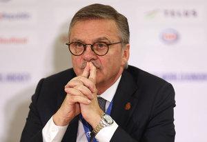 """WM in der Schweiz? Fasel: """"Mit der aktuellen Faktenlage kaum vorstellbar"""""""