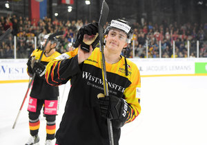 Marc Michaelis: Erst Finalist für die Hobey Baker Award, dann NHL-Vertrag bei den Vancouver Canucks