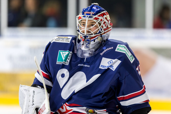 Abschied von Zabolotny: Torhüter Niklas Deske folgt Henry Thom aus Selb nach Deggendorf