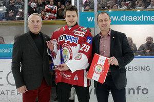 Patrick Berger und Philipp Maurer verlassen den EV Landshut
