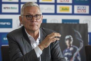 "Eisbären-Geschäftsführer Peter John Lee: ""Proficlubs werden existenzielle Probleme bekommen"""
