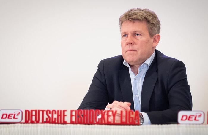 """DEL-Geschäftsführer Tripcke: """"Bei einer Profi-Liga ohne Zuschauer entfällt das Geschäftsmodell"""""""