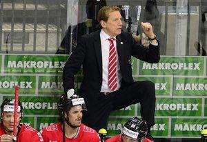 International erfahrener Glen Hanlon wird neuer Trainer in Krefeld werden