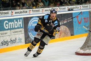 Ivan Kolozvary steuert seiner achten Saison bei den Bayreuth Tigers entgegen