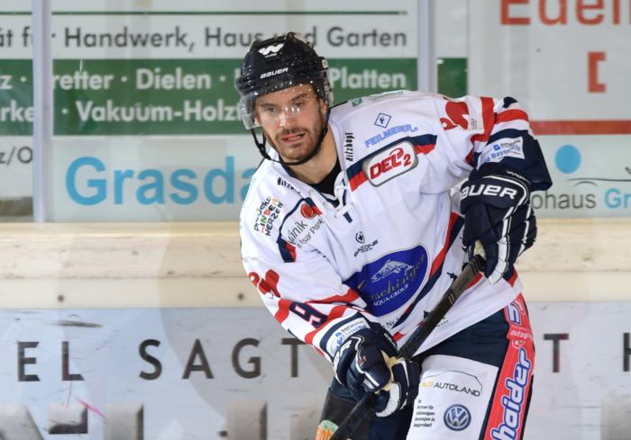 Kyle Gibbons wechselt von den Füchsen Duisburg zu den Starbulls Rosenheim – Wiedersehen mit Curtis Leinweber und John Sicinski