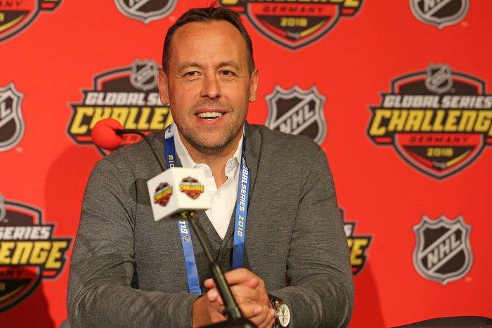 Marco Sturm bleibt Assistenztrainer bei den Los Angeles Kings in der NHL