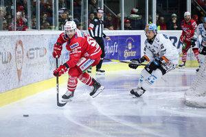 Heilbronner Falken holen Kanadier Matthew Neal aus Klagenfurt