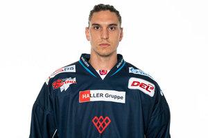 Antoine Laganière entscheidet sich für einen Verbleib bei den Straubing Tigers