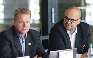 """DEL2-Geschäftsführer René Rudorisch über den Fall Bietigheim Steelers: """"Keine andere Wahl als die Lizenz zu verweigern"""""""