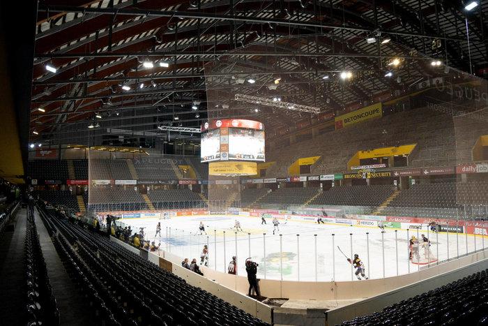 Schweizer Bundesrat gibt grünes Licht für Großveranstaltungen im Sport- und Kulturbereich