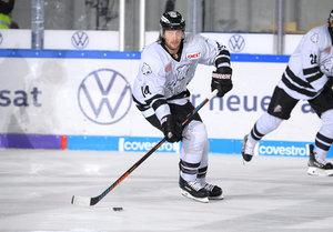 Nürnberg Ice Tigers verlängern mit Verteidiger Tom Gilbert
