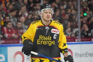 Moritz Müller macht auf seine Sorgen um die Zukunft des Eishockeys in Deutschland aufmerksam