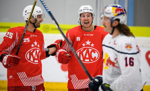 München verliert Finale beim Red Bulls Salute gegen Klagenfurt knapp mit 1:2