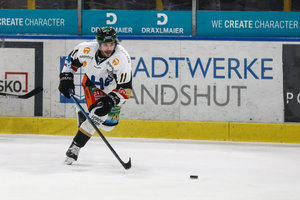 EV Landshut stattet Thomas Brandl mit Einjahresvertrag aus – Angreifer künftig gemeinsam mit Bruder Max aktiv