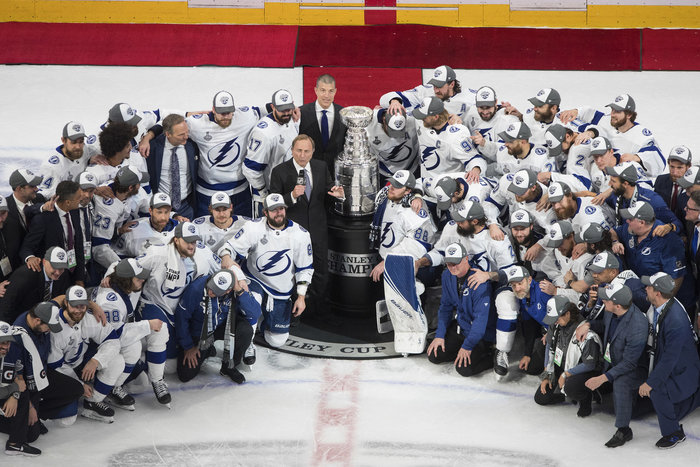 2:0-Sieg in Spiel 6: Tampa Bay gewinnt den Stanley Cup 2020 – Schwede Victor Hedman ist MVP der NHL-Playoffs
