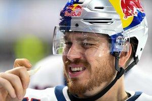 Vertrag aufgelöst: Verteidiger Bobby Sanguinetti kehrt nicht zum EHC Red Bull München zurück