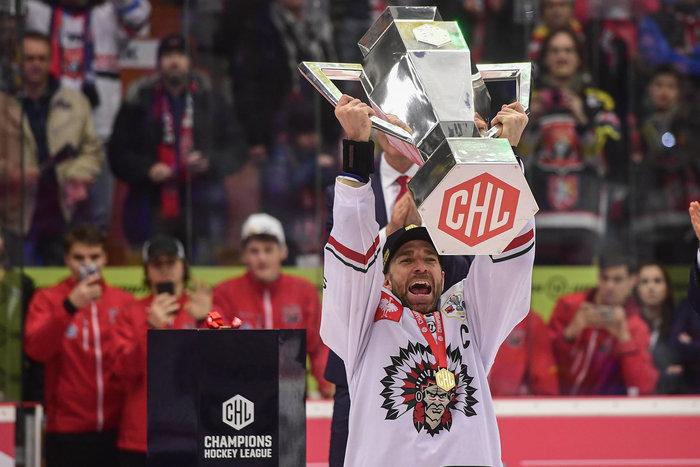 Spielplan mit Startzeiten steht: Erste Runde der Champions Hockey League terminiert