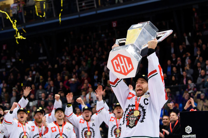Start erneut verschoben: Champions Hockey League soll nun am 17. November beginnen