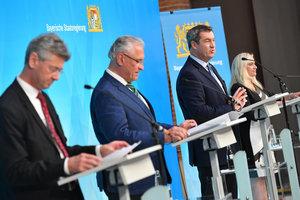 Bayerisches Kabinett beschließt Lockerungen für den Amateurbereich – Profiligen vorläufig noch ausgenommen