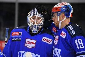 Nürnberg Ice Tigers machen Verpflichtung von Torhüter Ilya Sharipov offiziell