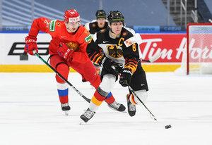 1:2-Niederlage gegen Russland: Deutsches U20-Team schrammt im Viertelfinale gegen Russland knapp an der Sensation vorbei