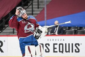 Grubauer siegt mit Colorado in Los Angeles, Ottawa verliert ohne Stützle, Elliott entnervt Rieders Sabres