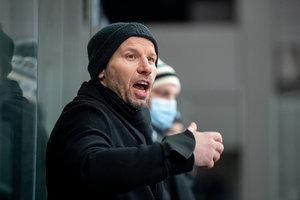 Trainer Mikhail Nemirovsky verlängert bei den Höchstadt Alligators bis zum Ende der Saison 2021/22