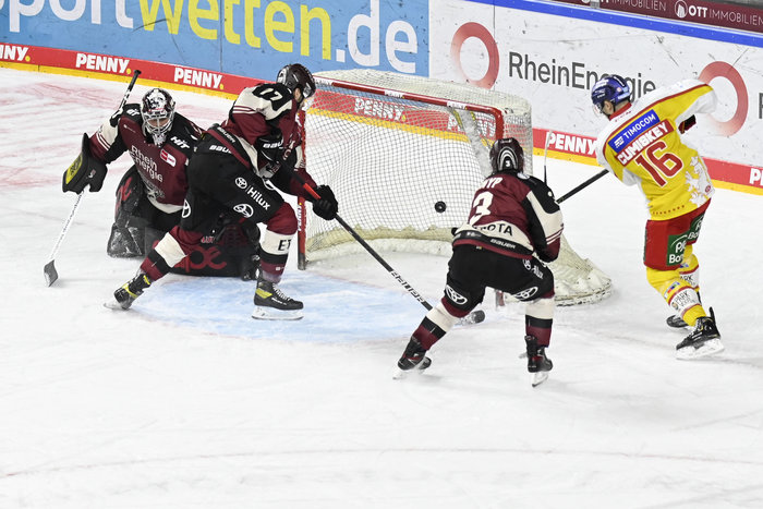 Eishockey Düsseldorf Köln