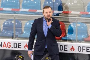 Krefeld Pinguine trennen sich von Head Coach Mihails Svarinskis – Co-Trainer Boris Blank springt ein