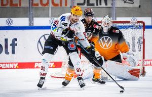 Verlic schießt Bremerhaven zum Sieg, Eisenschmid trifft für Mannheim in der Overtime, Sheppard mit Dreierpack bei Kölner Kantersieg
