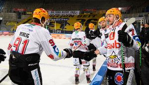 Vierter Sieg in Folge: Verlic und Urbas führen Bremerhaven zu Erfolg in Krefeld